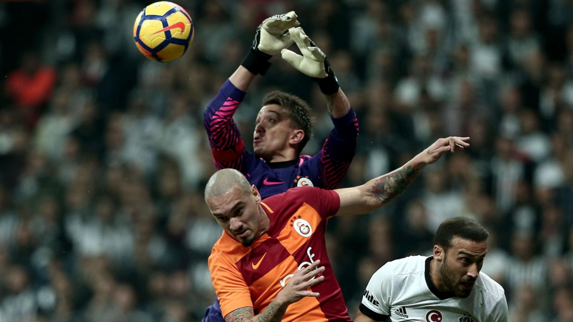 Fernando Muslera Galatasaray 12022017