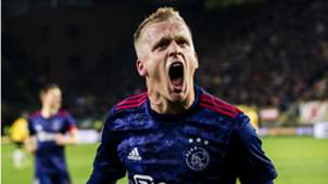 Donny van de Beek, NAC Breda - Ajax, Eredivisie 11182017