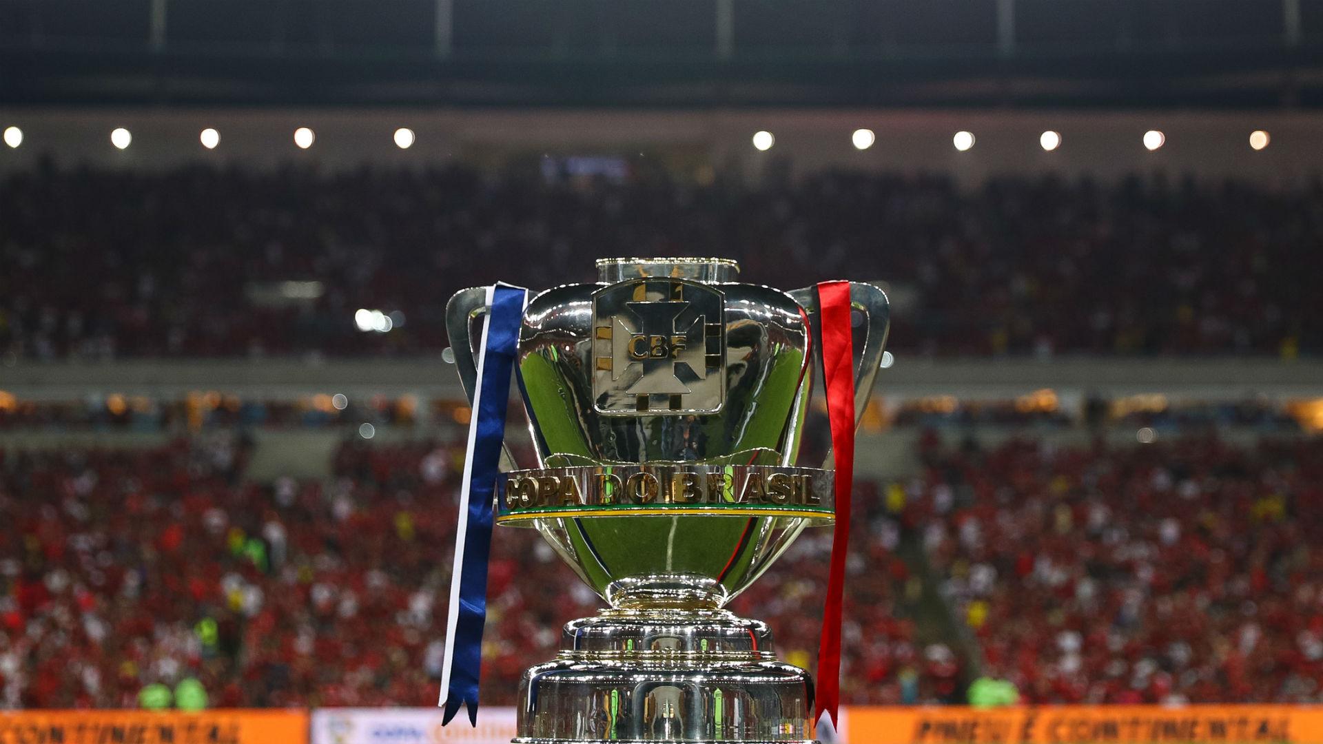 Copa do Brasil troféu 07 09 2017