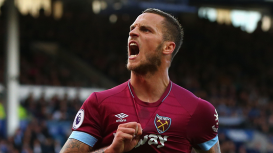 Chelsea target Arnautovic refuses to comment on West Ham future