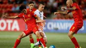Marcelo Toscano Adelaide United v Jeju United AFC Champions League 15032017