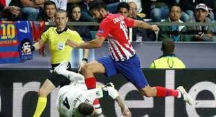Diego Costa Sergio Ramos