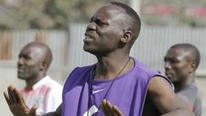 Sofapaka coach John Baraza.