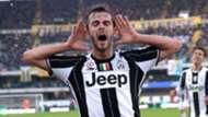 Miralem Pjanic Juventus Chievo