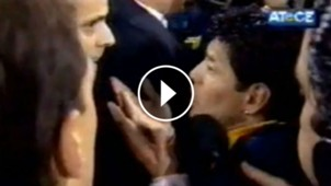 VIdeo Play Maradona Castrilli 1996