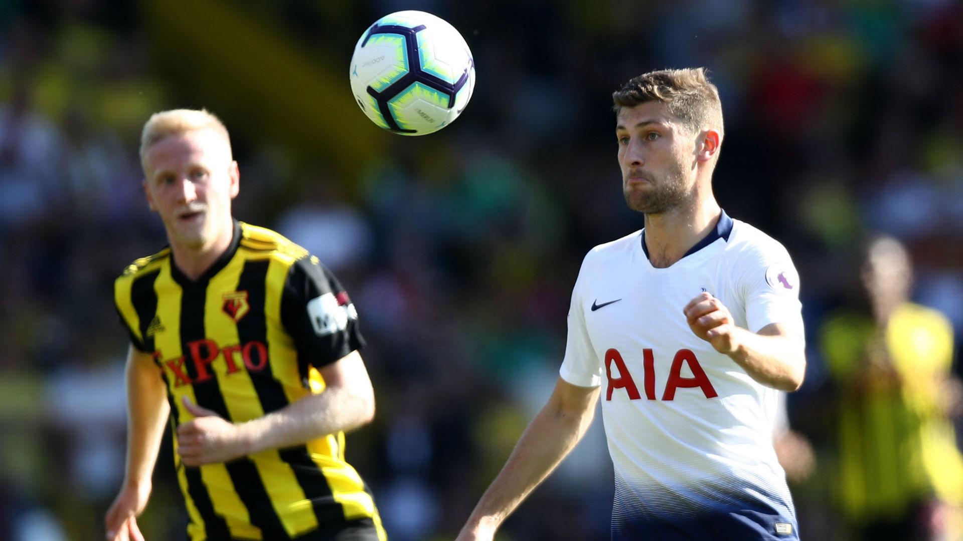 Ben Davies Tottenham 2018-19