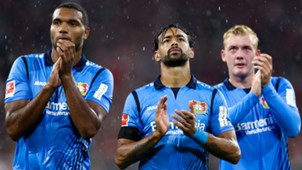 Julian Brandt Jonathan Tah Bayer Leverkusen 15102017