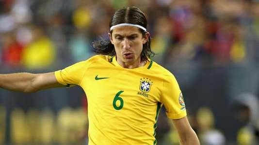Filipe Luis Brazil