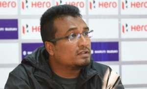 Akbar Nawas Chennai City FC I-League 2018-19
