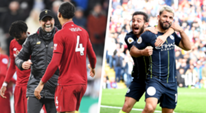 Liverpool Manchester City Premier League 2018-19