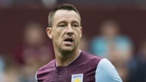 John Terry Aston Villa 2017-18