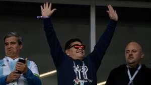 Diego Maradona Argentina Islandia Iceland World Cup 16062018
