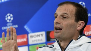 Massimiliano Allegri, Juventus Real Madrid, UEFA Champions League, press conference
