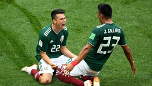 Hirving Lozano Mexico Germany