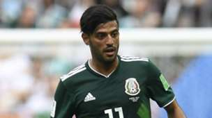 Carlos Vela Mexico Germany World Cup 2018