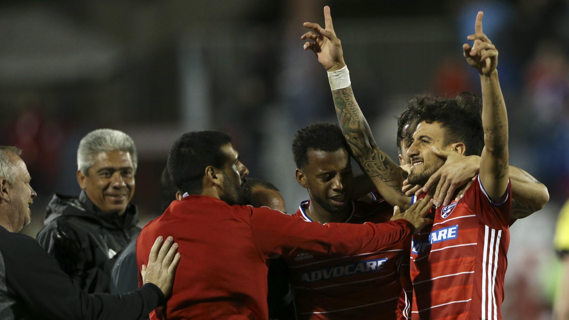 Maximiliano Urruti FC Dallas