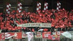 Carpi fans Serie B