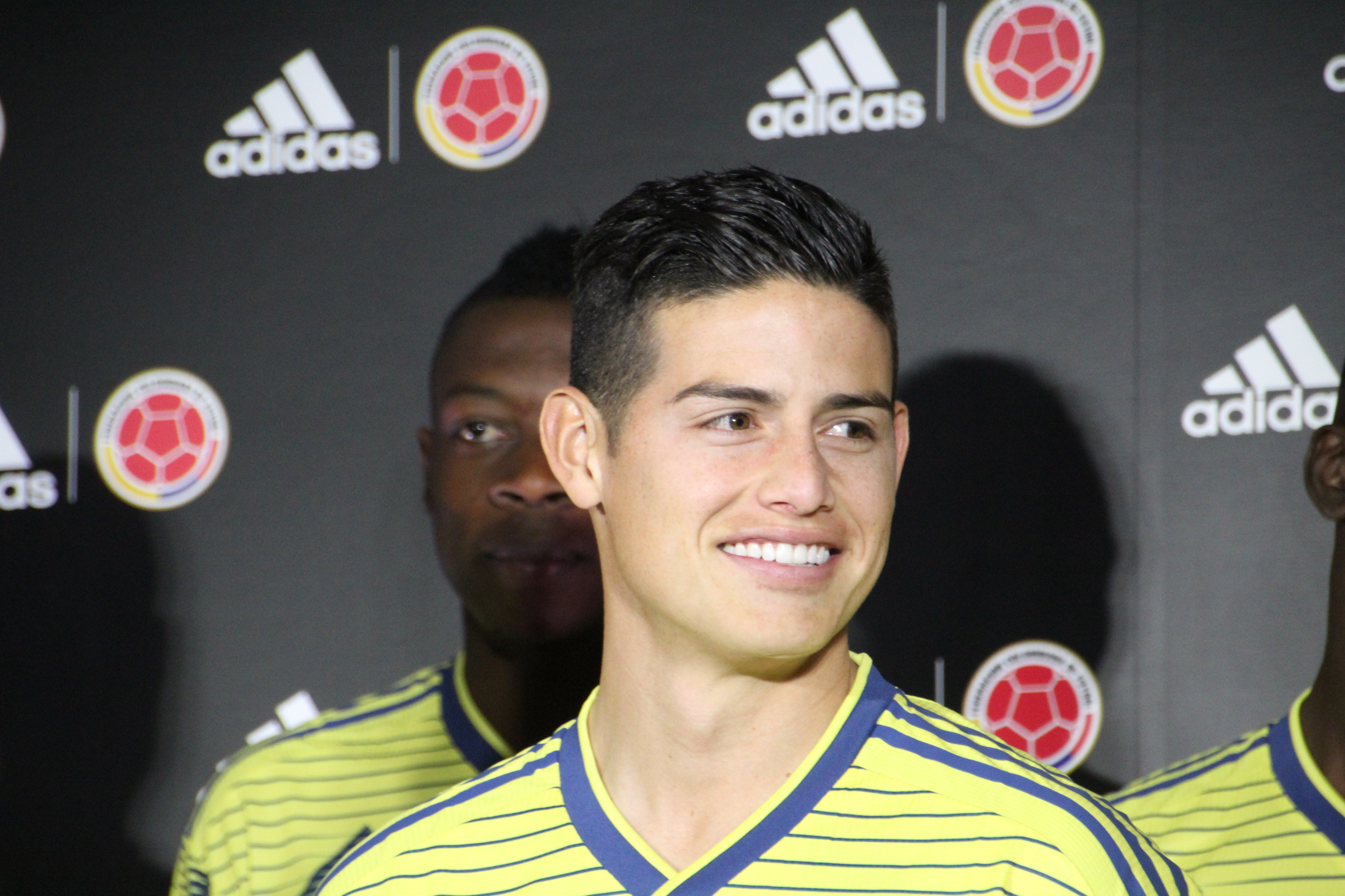 Colombia 2019, La Sele, James, Falcao