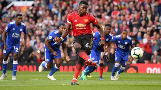 Paul Pogba Manchester United 10082018