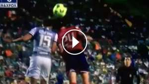 Choque León vs Veracruz