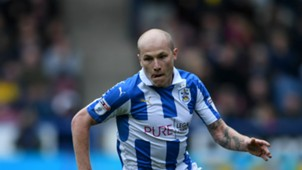 Aaron Mooy Huddersfield Town v Preston North End Championship 14042017