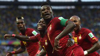 Asamoah Gyan Ghana