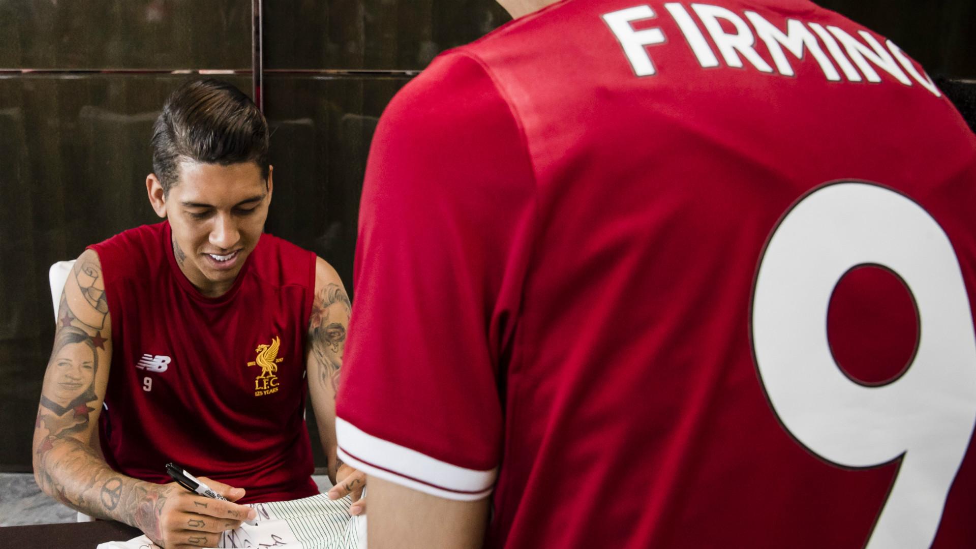 Champions League Roberto Firmino Core To Liverpools European Hopes