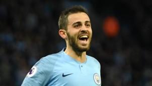 Bernardo Silva Manchester City 2017-18