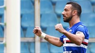 Fabio Quagliarella, Sampdoria, Serie A, 02192017