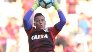 Diego Alves Flamengo Fluminense Brasileirao Serie A 12102017