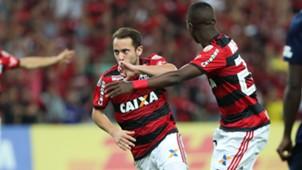 Everton Ribeiro Flamengo Emelec Copa Libertadores 16052018