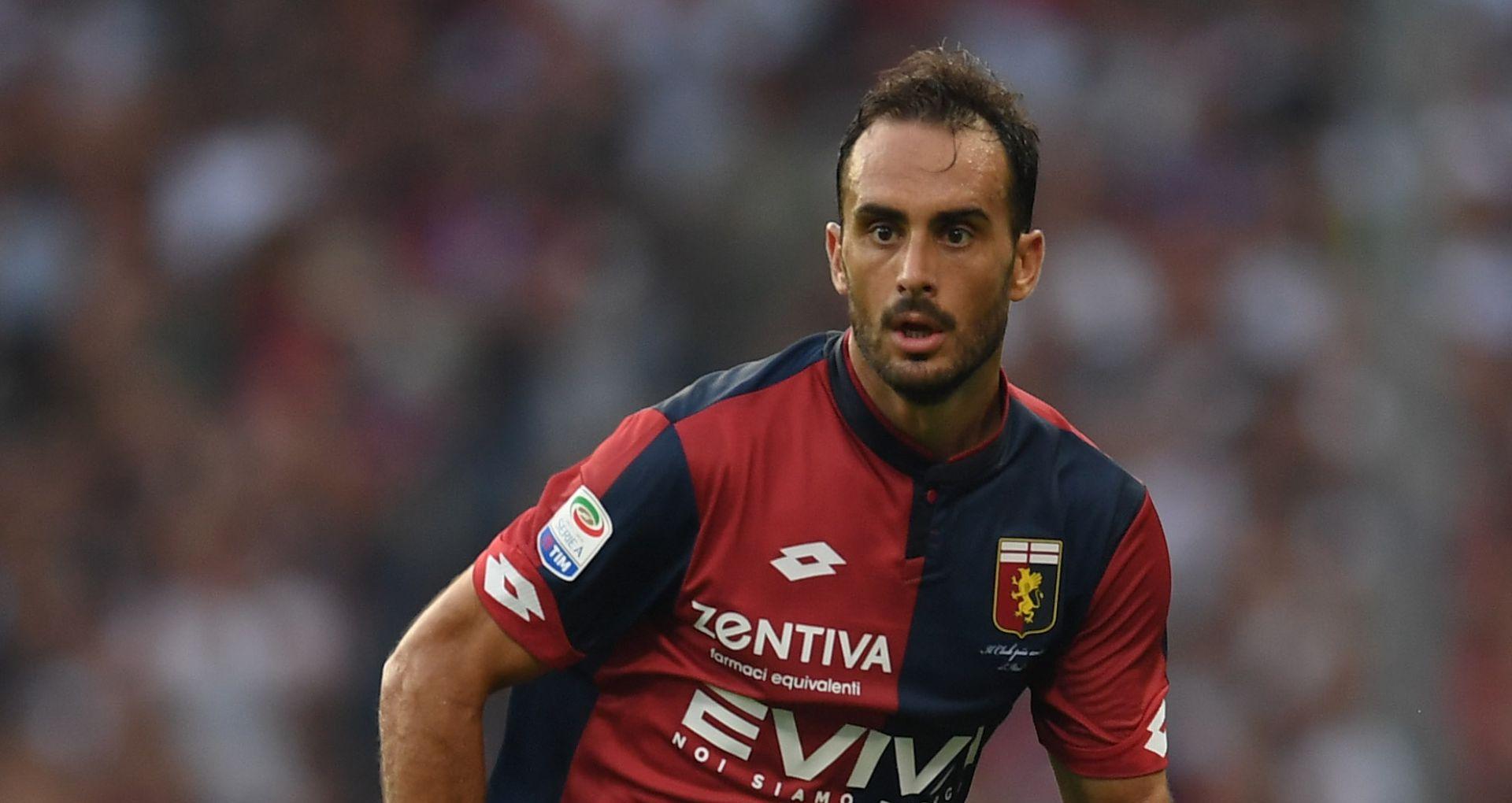 Santiago Gentiletti Genoa