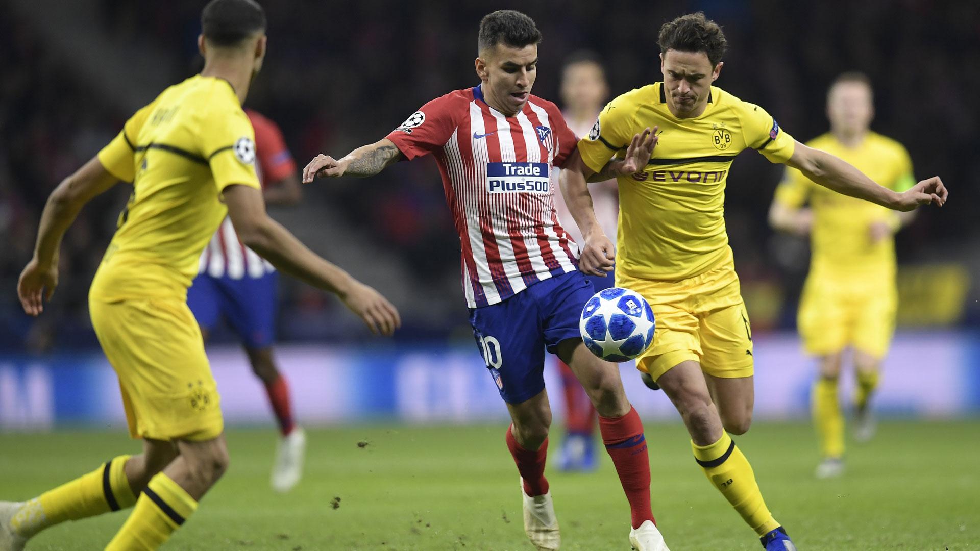 Atletico BVB Borussia Dortmund Champions League 06112018