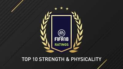 FIFA 18 Physis