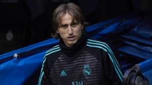 Luka Modric Real Madrid 2018