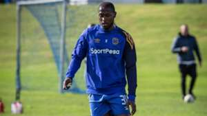 Kenya striker Masoud Juma of Cape Town City.