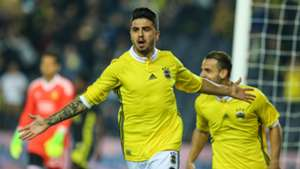 Ozan Tufan Fenerbahce Yeni Malatyaspor 10152017