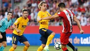 Girona Atletico Madrid Antoine Griezmann 08192017
