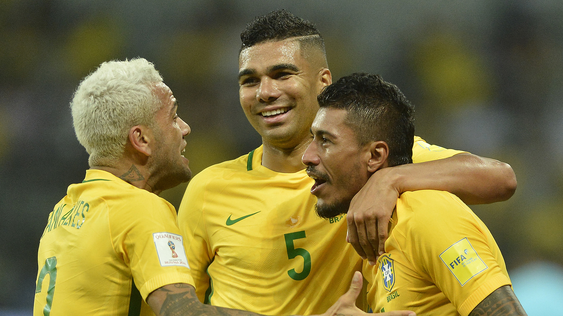 Brazil among favourites for World Cup - Riardo Rocha