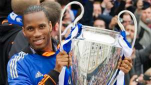 Didier Drogba Chelsea 2018-19
