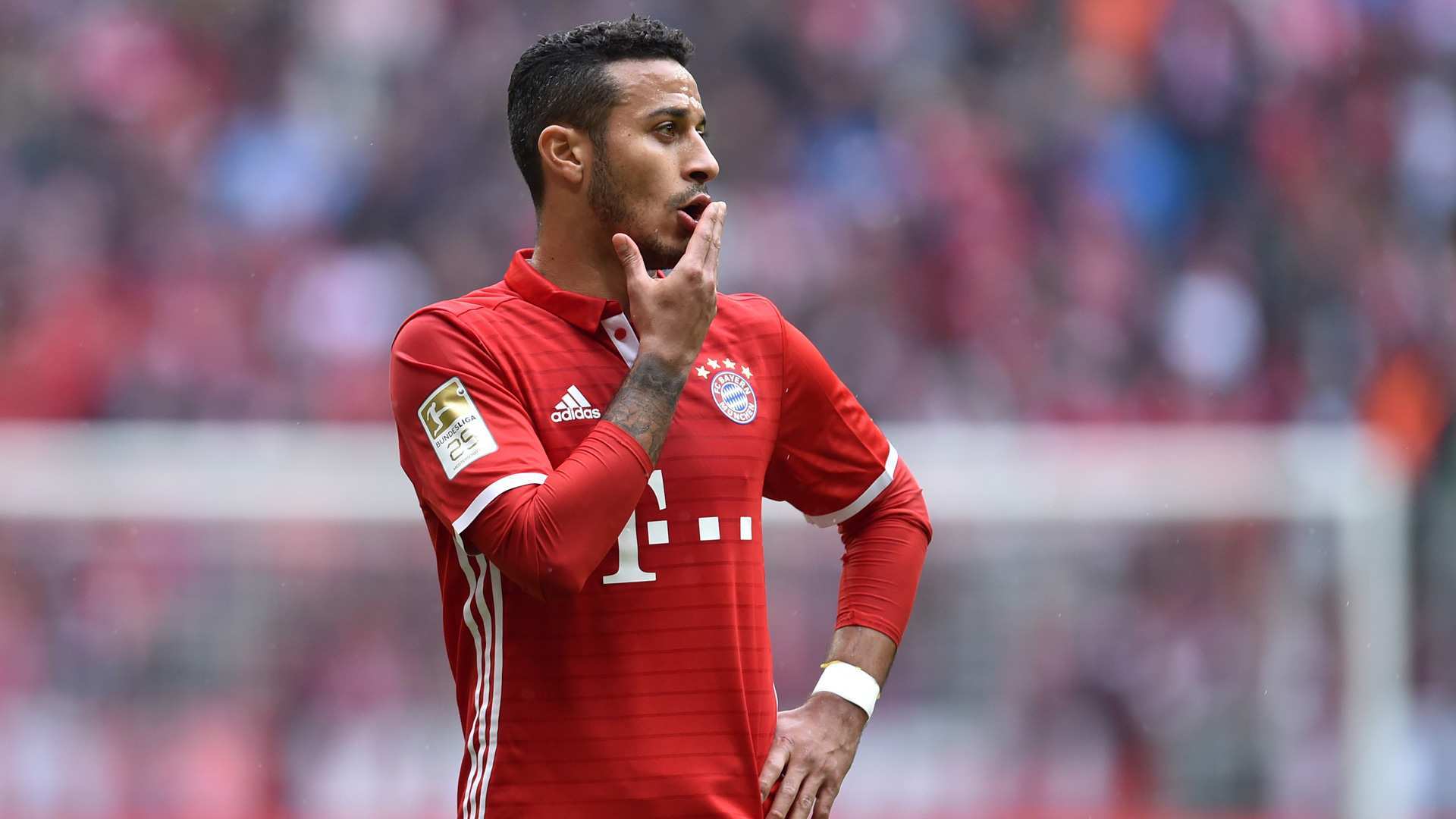 Thiago Alcantara Bayern München 22042017