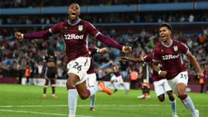 Ivory Coast's Kodjia makes decisive impact in Aston Villa's historic feat
