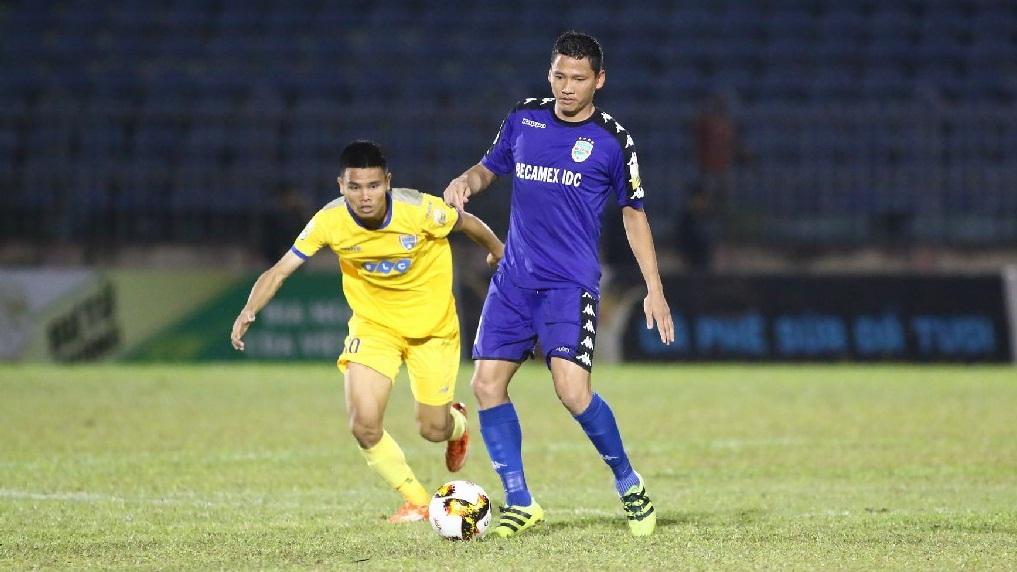 B.Bình Dương FLC Thanh Hoá Chung kết Cúp Quốc gia 2018