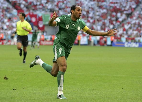 سامي الجابر السعودية كأس العالم