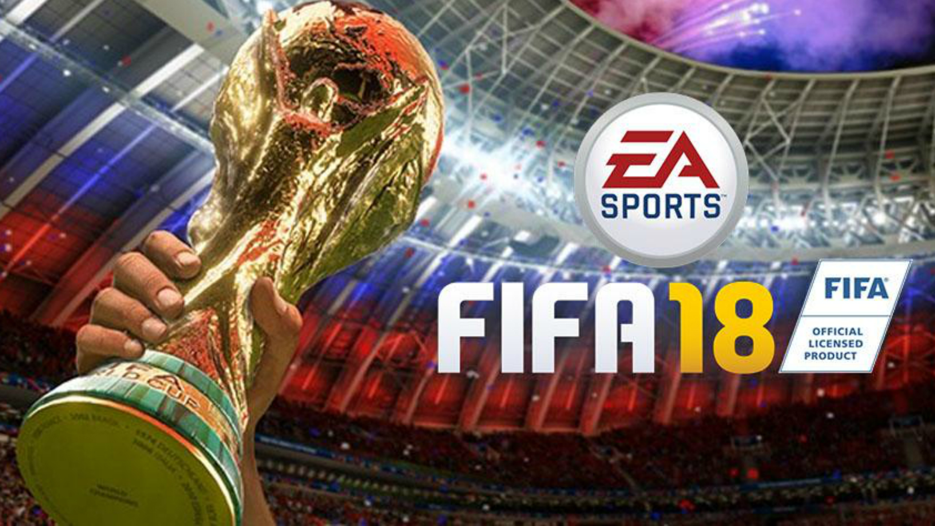 Federation Internationale de Football Association  18 World Cup free update is now available for download