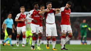 Sead Kolasinac Arsenal Koln Europa League 15092017