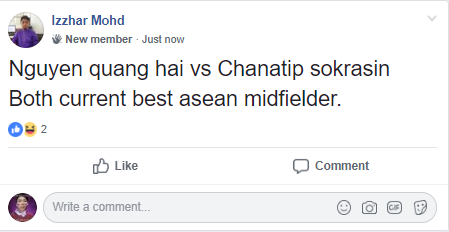 Reaction AFF Cup final