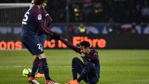 Neymar PSG Marseille Ligue 1 25022018