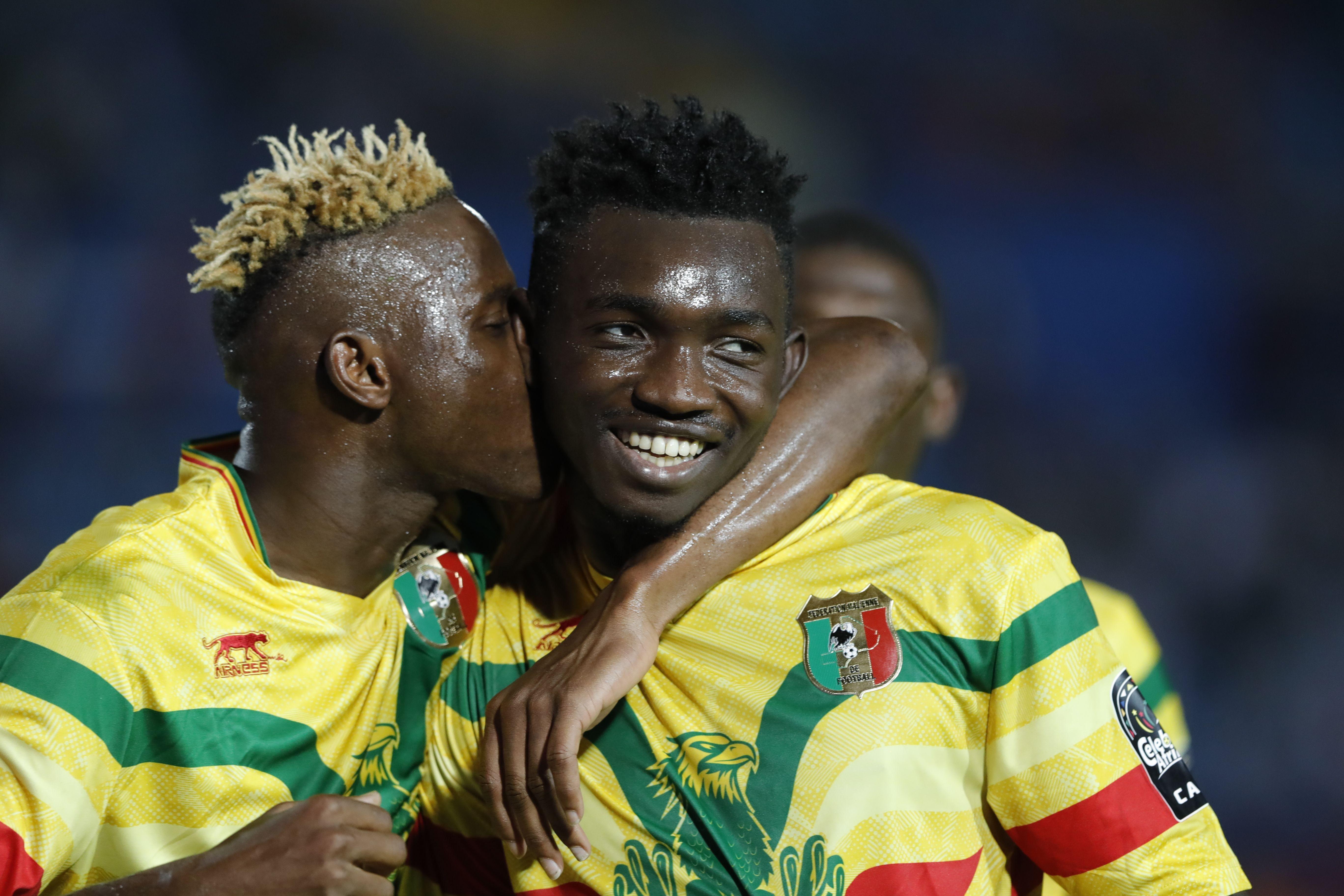 CAN 2019 : Mali 4-1 Mauritanie