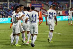 Indian Super League Pune v Delhi
